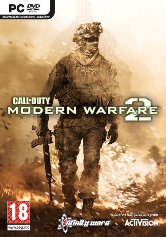 call of duty modern warfare 2 cover. call of duty modern warfare 2