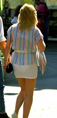 просвечивающее платья видны трусики фото
