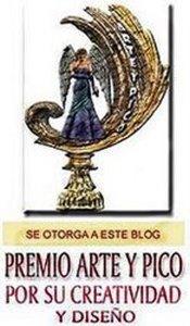 """Premio """"Arte y pico"""""""