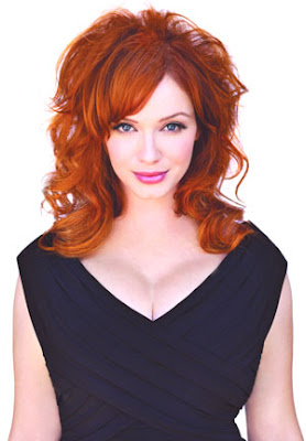 christina hendricks mad men