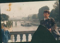 Puente Nuevo- Paris-Francia-1982, muchos, muchos  años Felices .