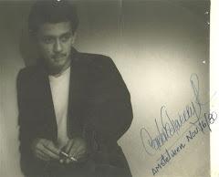 el Autor en Holanda-Amsterdam  año 1980