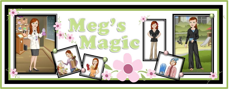 Meg's Magic!