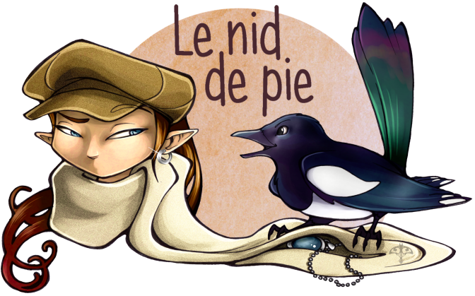 Miss Gizmo - Le nid de Pie