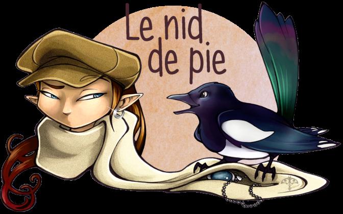 Miss Gizmo - Le nid de Pie