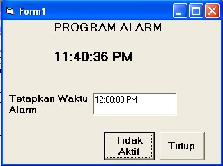 download program perpustakaan visual basic 6.0