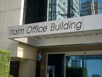 Por que mesmo esses nomes nos prédios de escritórios? Não podia ser apenas Itaim Empresas?