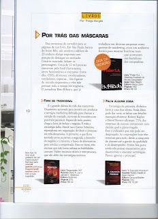 O livro Poder S.A. é destaque na B2B!