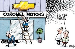 General Motors ou Coronel Motors...?
