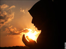 Every thing to HIM in prayer...