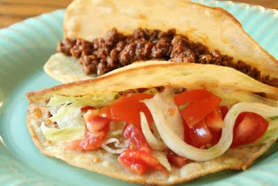how to cook ground beef for tacos