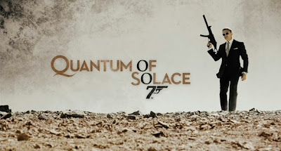 Quantum Of Solace - 007