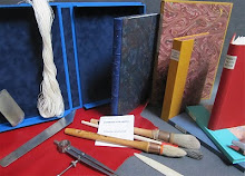 The Studio 5 beginners course in Bookbinding.