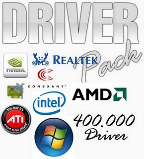 400.000 Drivers - Universal Driver Pack - 2010