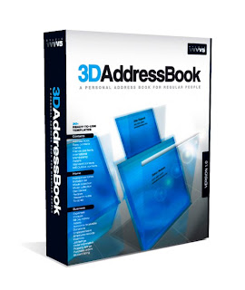 Studio V5 3D AddressBook V2.0