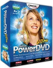 Cyber Link Power DVD Ultra 8