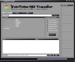 YouTube HD Transfer 1.0.294