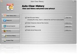 Auto Clear History v2.1.6.6
