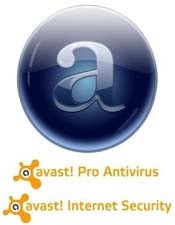 Avast! Antivirus Pro & Internet Security 5.0.418 Final