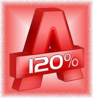 Alcohol 52% - широко известная программа для эмуляции CD/DVD приводов, кото
