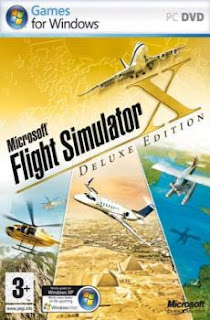 Microsoft Flight Simulator X: Deluxe Edition