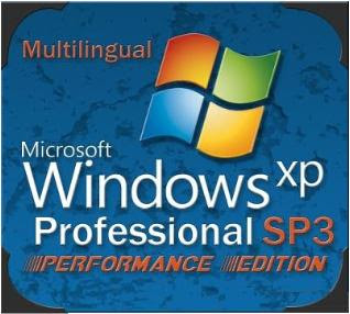 Windows XP Pro Performance Edition 2009 v2 Multiling