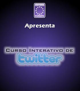 Download - Curso Interativo de Twitter - Video Aula - Exclusivo