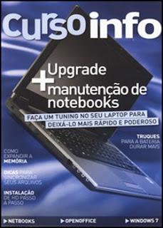 Curso INFO: Upgrade + Manutenção de Notebooks