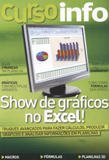 Curso Info - Show de Gráficos no Excel