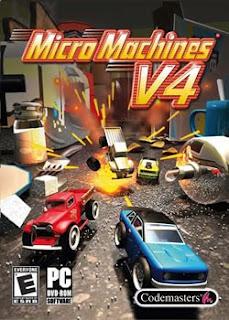 Micro Machines V4 - Rip