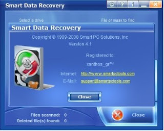 Smart Data Recovery v4.3