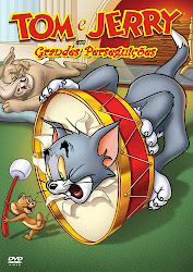 Tom e Jerry em Grandes Perseguições Online Dublado