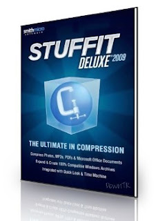 StuffIt Deluxe 2009 v13.0.1.34