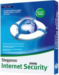 Steganos Internet Security 2009 8.5.408