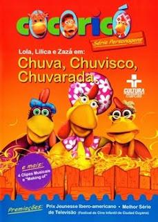 Cocorico - Chuva, Chuvisco, Chuvarada
