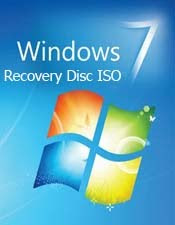 Download Baixar Windows Seven Recovery Disc ISO