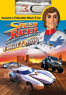 Speed Racer The Next Generation Comet Run