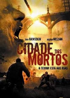 Filme Poster Cidade dos Mortos DVDRip H264 Dublado