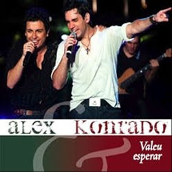 Download CD Alex e Konrado – Valeu Esperar Ao Vivo 2010
