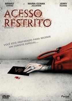 Download Acesso Restrito - DVDRip Dublado