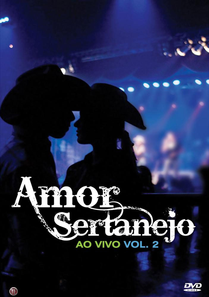 Download Amor Sertanejo Ao Vivo Vol 2 DVDRip