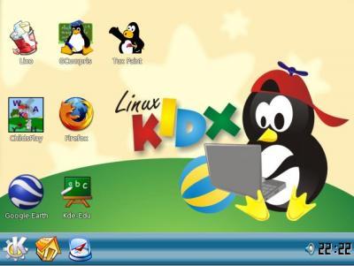 Download Linux Educacional 3.0