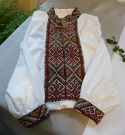 Chemises Ukrainiennes