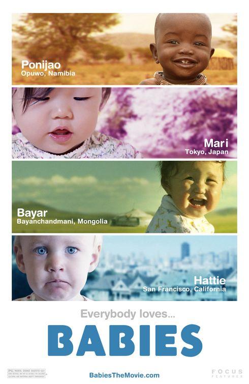 BABIES [2010] DVDRip XviD (eu)