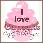 Cupcake Craft Challenge Blinkie