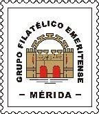 GRUPO FILATÉLICO EMERITENSE