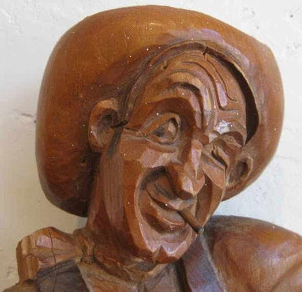 Duff tweed carvings ebay auction s jack