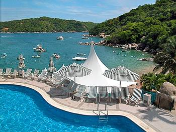 Best Hotel for Honey Moon  - Camino Real Acapulco Diamante