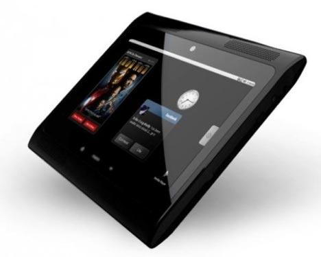 Tablet Android 3.0 Motorola Beredar