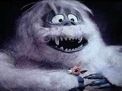 Rudolph the red nosed reindeer snow monster - photo#15